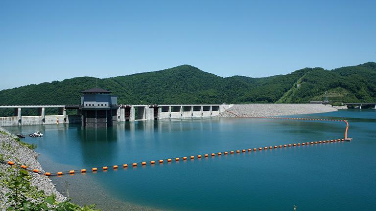 北海道の河川とダムの紹介]忠別...